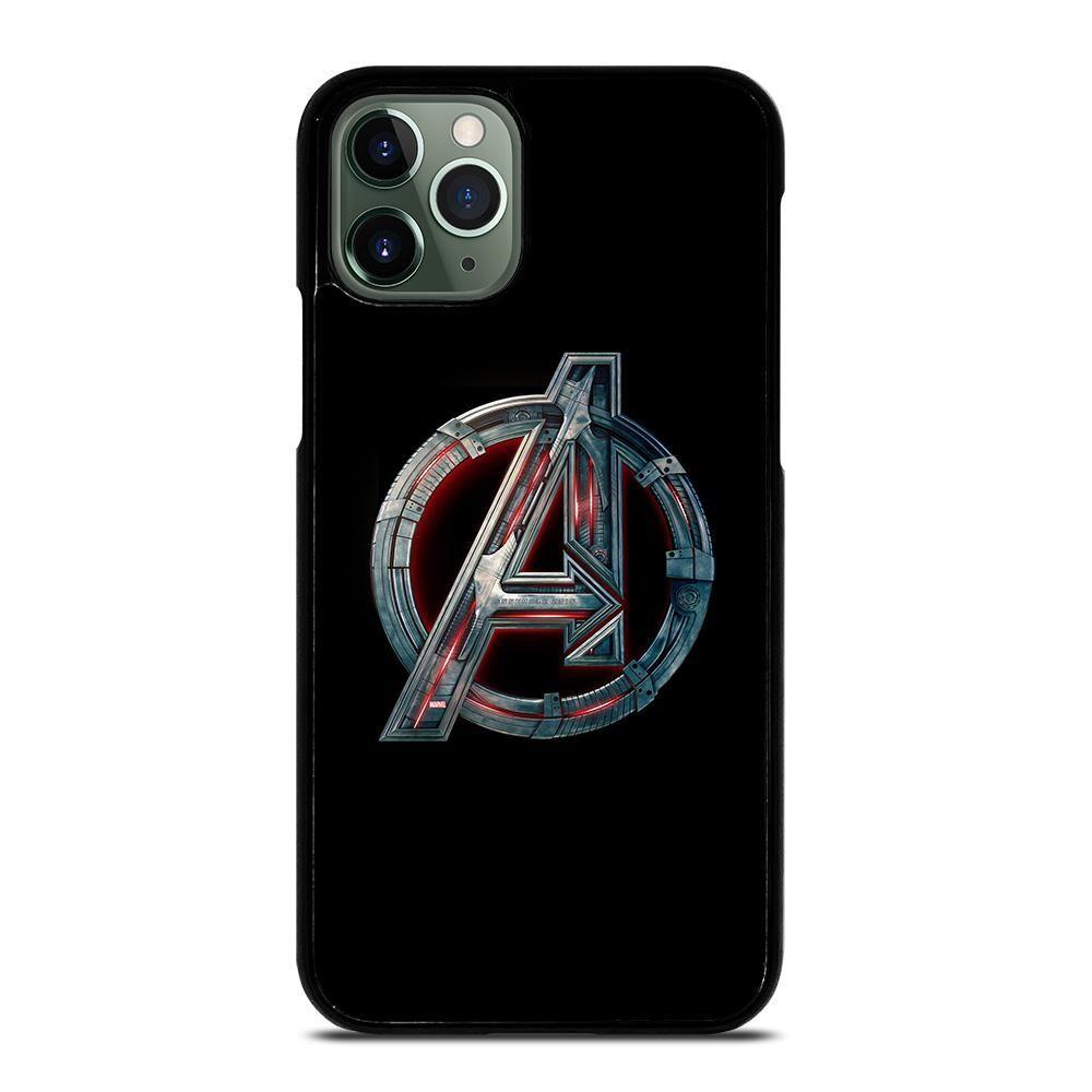 Avengers marvel logo iphone 11 pro max case di 2020