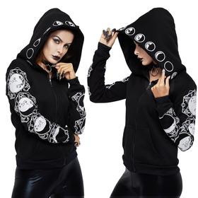 15 promo  skull obsessed  hoodies womens jumpers for