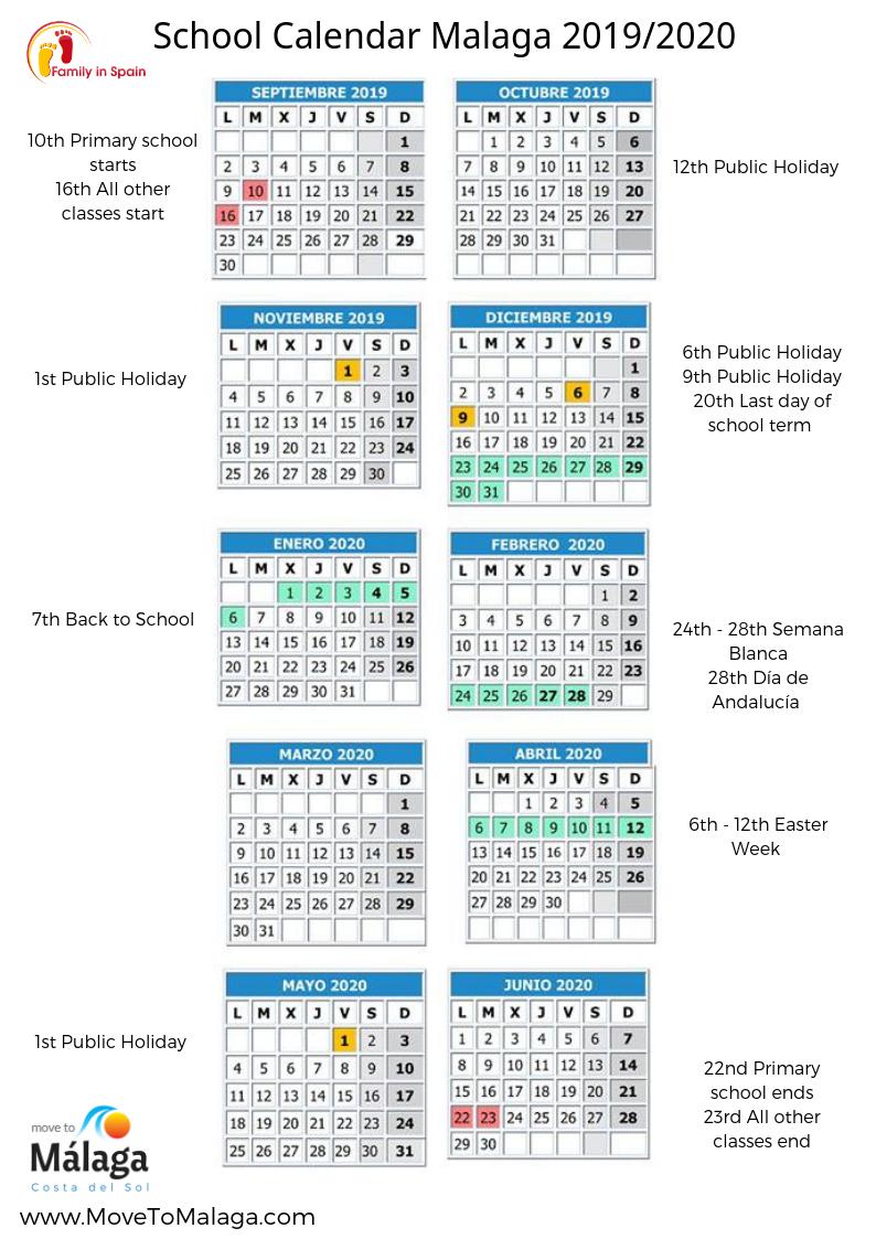 Retail Marketing Calendar Template for Excel (20192020