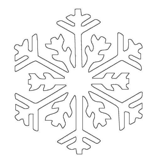 schneeflocken und sterne schneeflocke 15 zum ausmalen