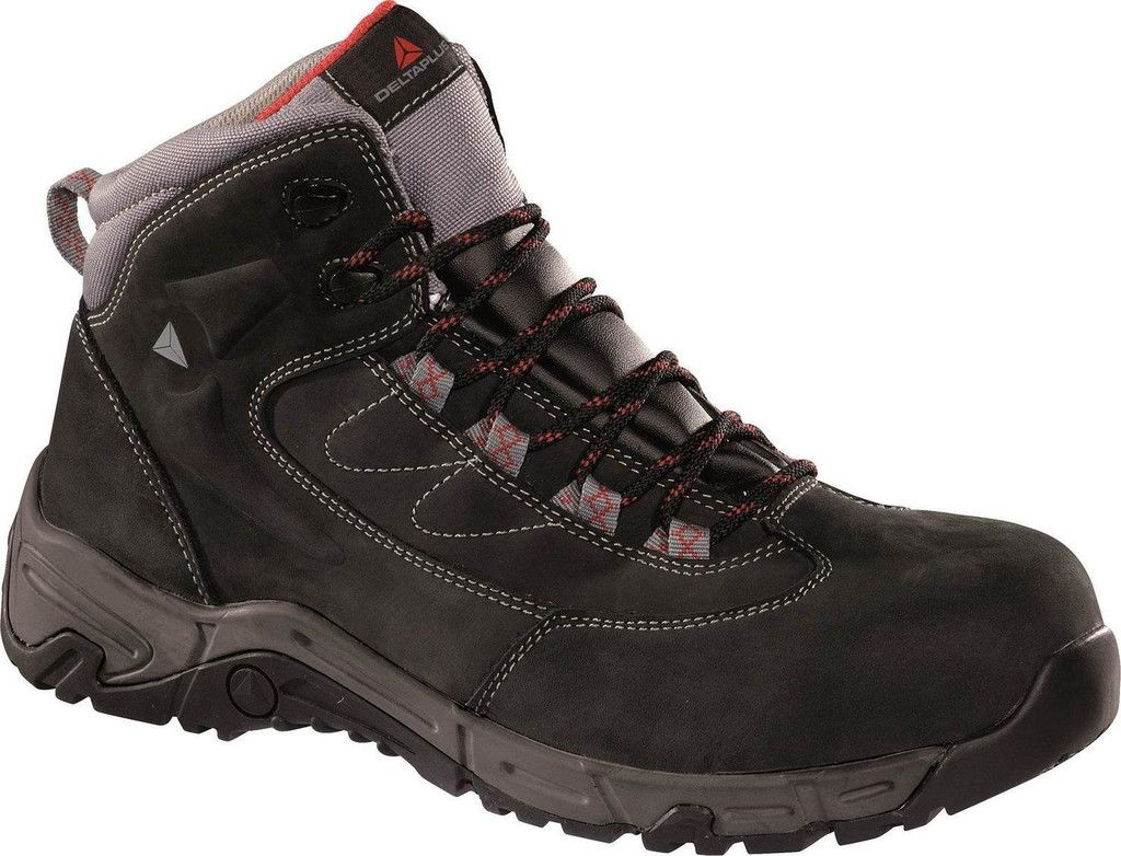 bd1250e0aca DELTA PLUS PANOPLY WORK OHIO2 SAFETY HIKER STYLE WORK BOOTS   SHOES ...