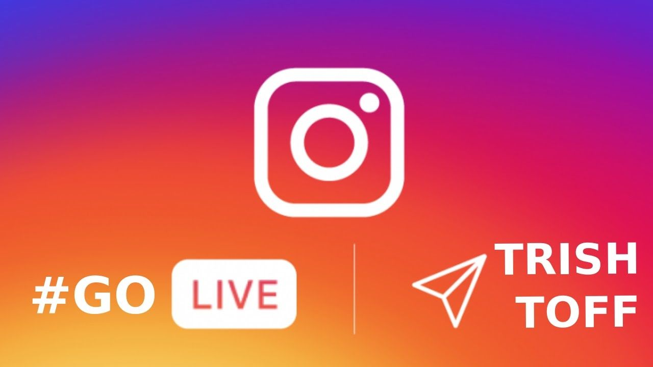 INSTAGRAM LIVE | How To Go Live On INSTAGRAM. How To Live Stream On Inst...