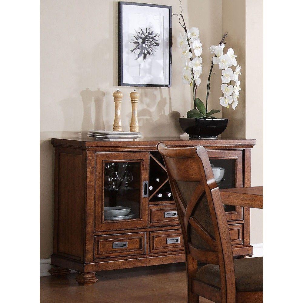 Holland House Austin Hills Dining Sideboard 12885418 Holland House Mattress Furniture Home Decor