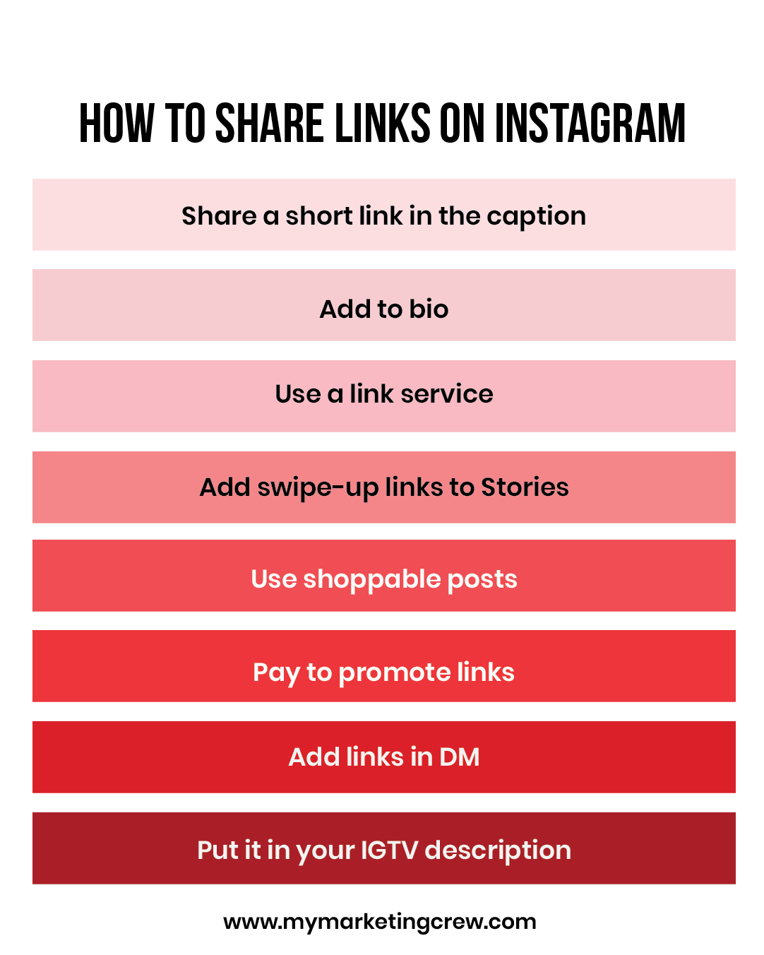 How To Share Links On Instagram In 2020 Social Media Blogging Secrets Social Media Resources