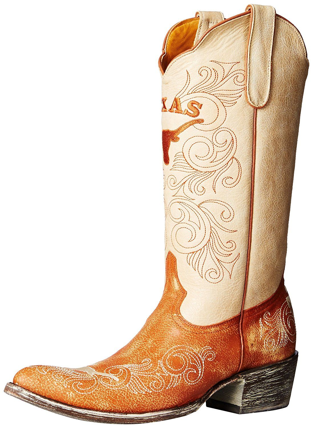bfca44188ac NCAA Texas Longhorns Women's 13-Inch Gameday Boots * Check out the ...