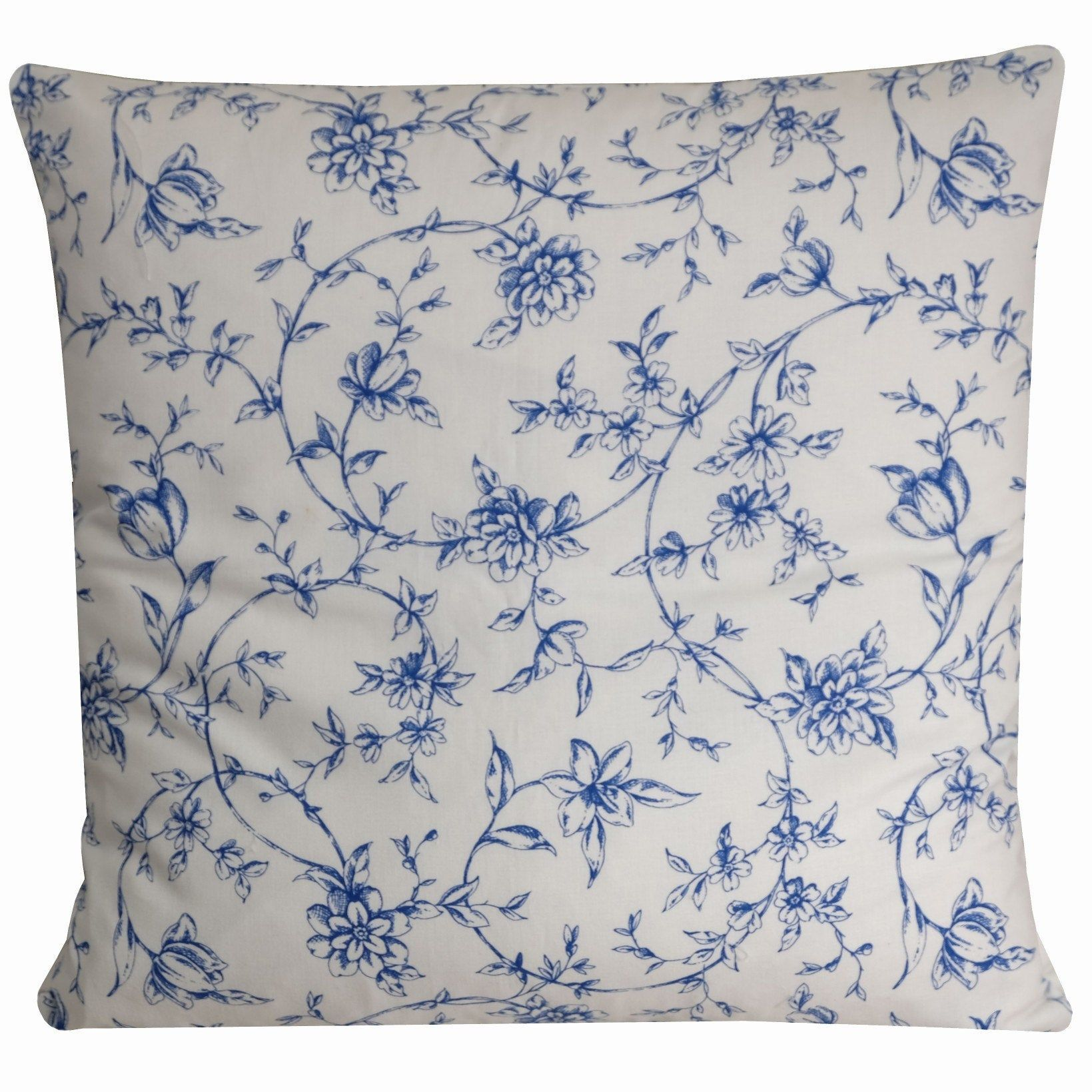 french country floral cushion cover