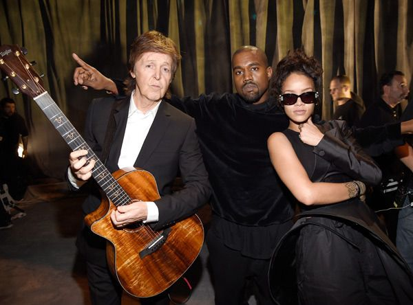 Paul S Latest Bass Is It Koa Or Tigerwood Kanye West Paul Mccartney Paul Mccartney Grammy