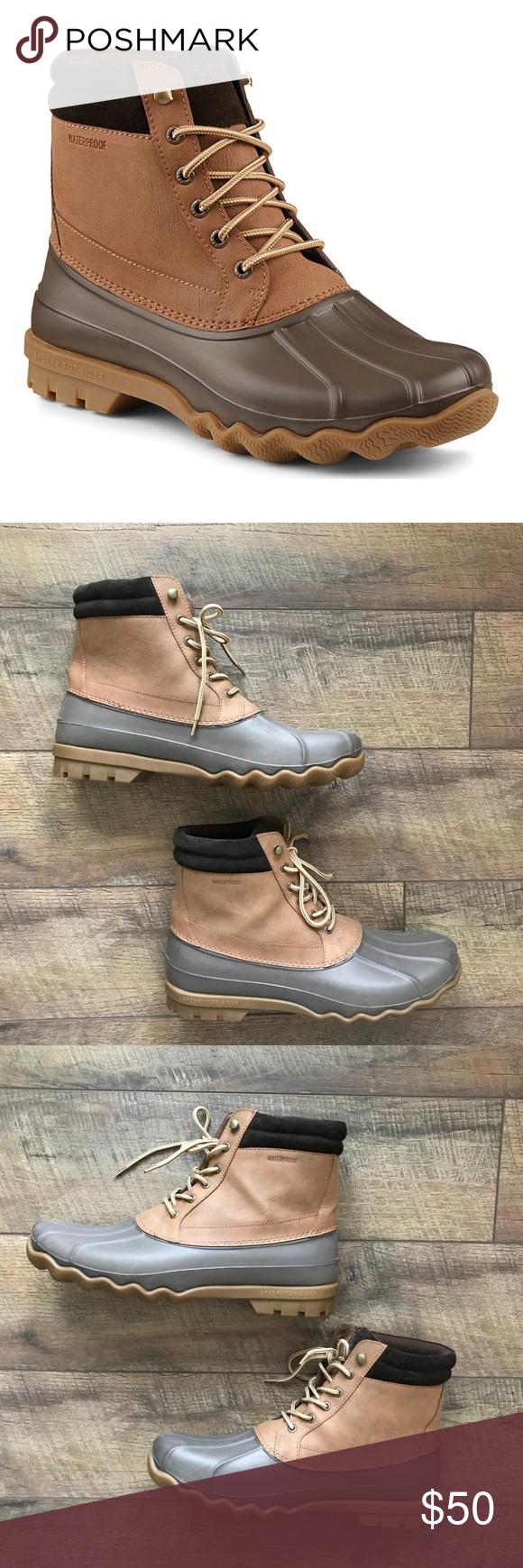 Brewster Waterproof Duck Boot sz