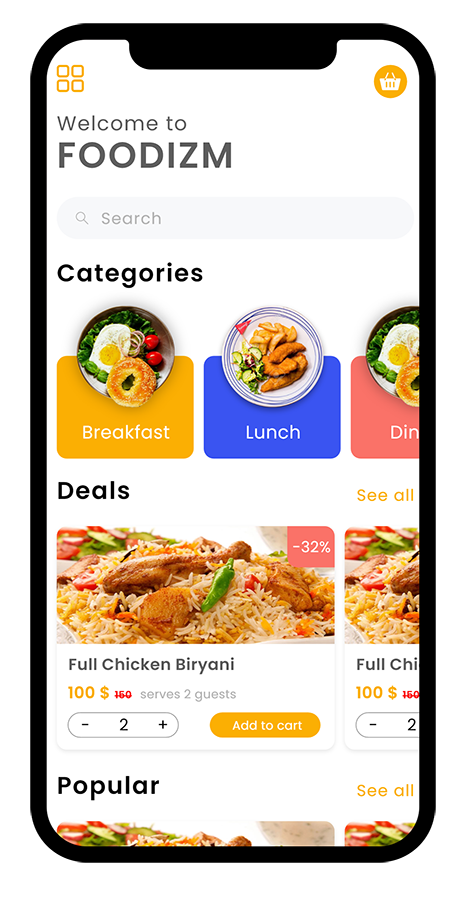Restaurant Food Ordering In Android With Firebase Admin Panel By Proglabs Ad Ordering Affiliate Food Restaurant Recipes Food Ordering App Order Food
