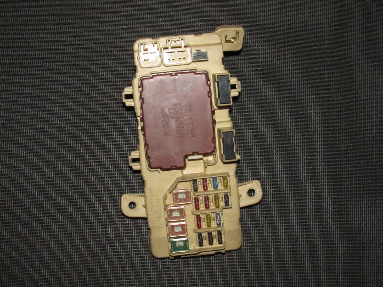 96 97 98 99 Toyota Celica OEM 5SFE Interior Fuse Box | Toyota celica and  Products