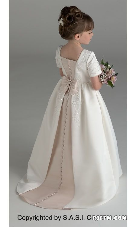 فساتين افراح للاطفال فساتين افراح للبنات فساتين اطفال افراح Kids Pageant Dresses Unique Girls Dresses Wedding Flower Girl Dresses