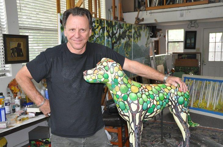 Park Art My WordPress Blog_Biggie Smalls Painting Luke Cage