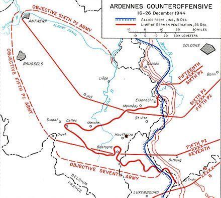 Ardennenoffensive Wikipedia Historisches Fahrzeug Historisch