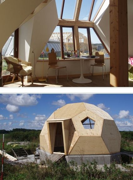 12 Most Innovative Prefab Homes With Images Prefab Homes Dome House Monolithic Dome Homes
