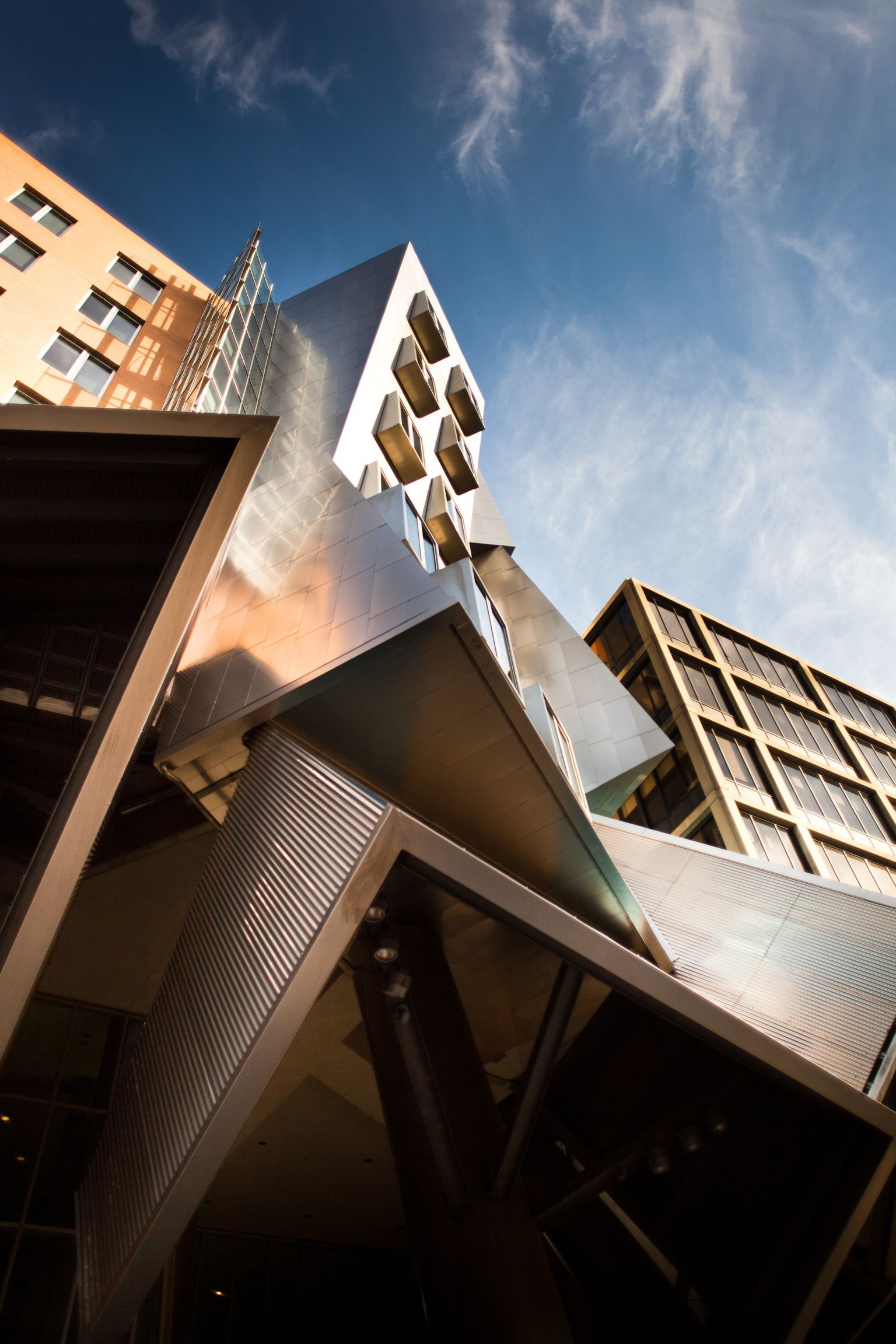 Ray and Maria Stata Center by Fotopedia Editorial Team