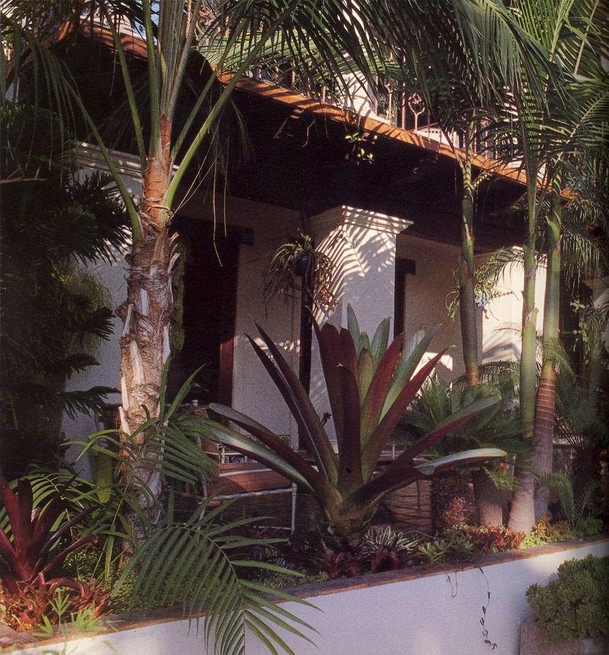 paradis express: Art Luna Garden