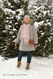 XL Cheap & Chic: Talvivaatetusta - Winter clothes...