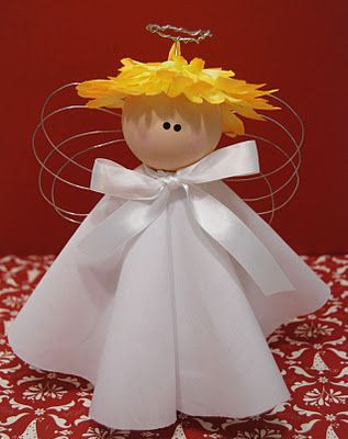 Angel air freshener #airfreshnerdolls