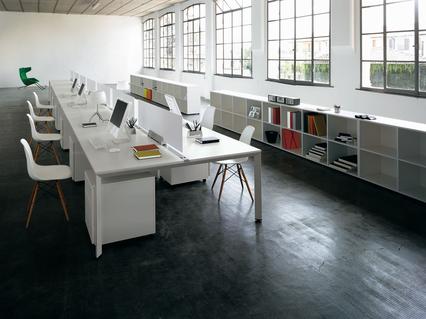 Bureau open space découvrez notre gamme de bureau dédiée aux open