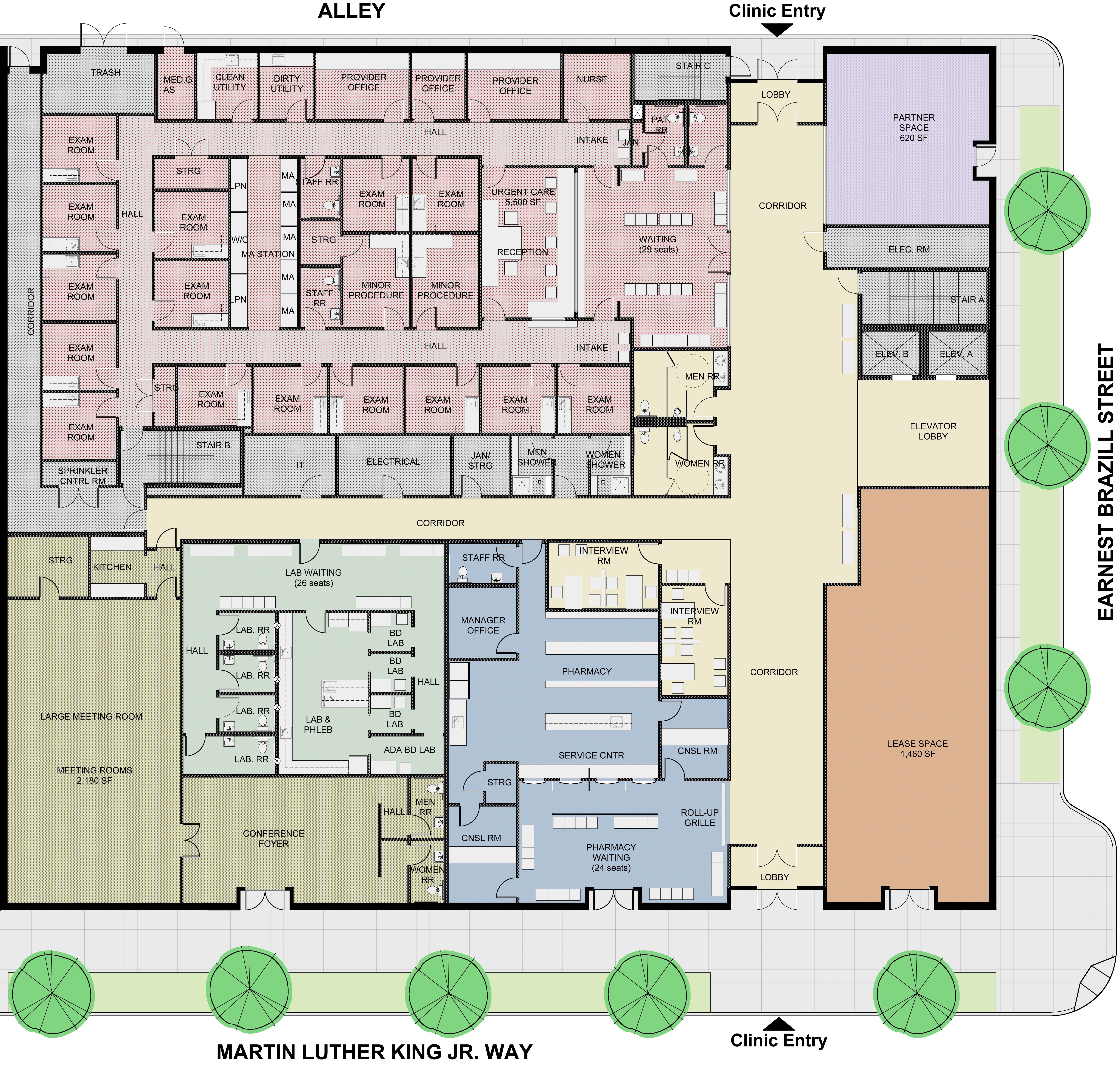 the office floor plan. Pediatric Medical Office Floor Plans - A House Is Built With Hands, However Home The Plan
