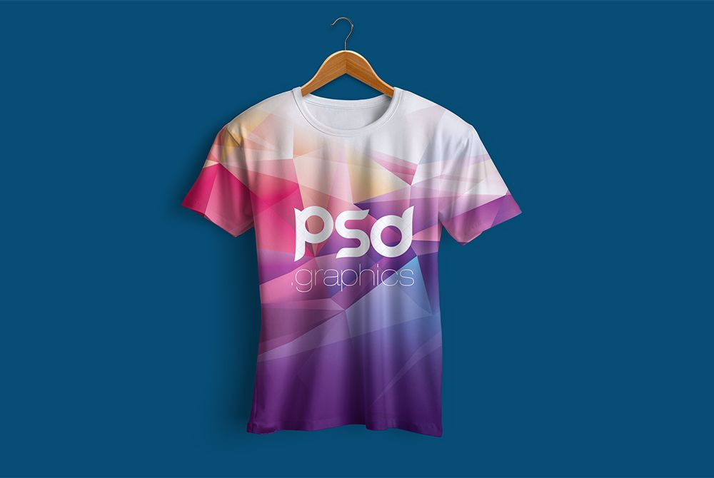 Download Nice Hanging T Shirt Mockup Psd Download Hanging T Shirt Mockup Free Psd A Free T Shirt Mockup Template That Would Make A Perfect Frame For Your Creati Desain