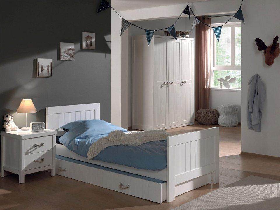 Vipack Bett Alana Massivholz Another Test Kinder Bett