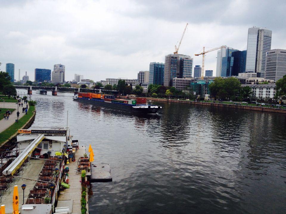 1 Mai Frankfurt