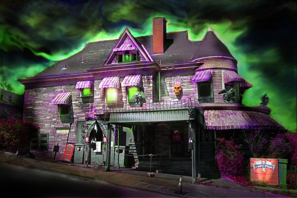 Haunted Attraction Haunted Attractions Castle Top Haunted Houses