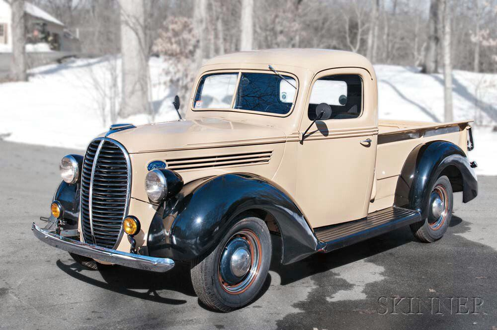 1939 Ford Pickup Truck. | Lot 1 | Auction 3003M | Estimate $12,000 ...