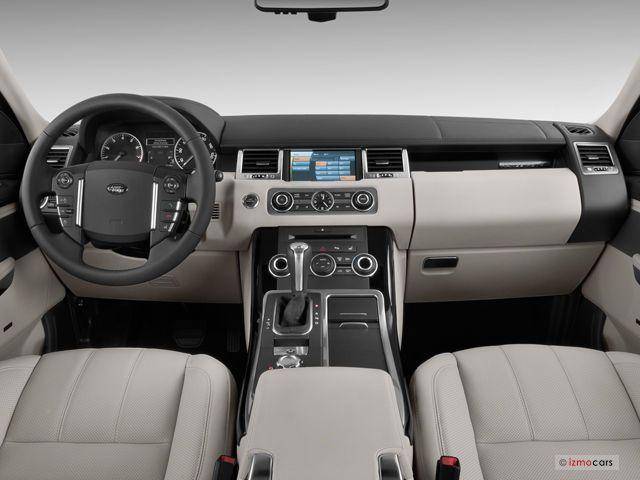 2010 Land Rover Range Rover Sport Pictures Dashboard U S News Best Cars Range Rover Sport Range Rover Range Rover Sport 2010