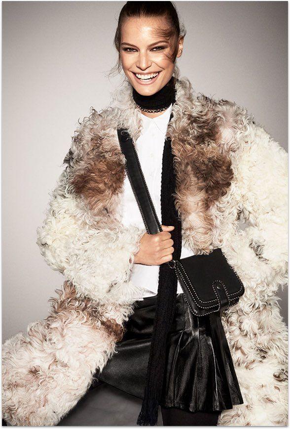 Zara Femme Hiver 2017,2018