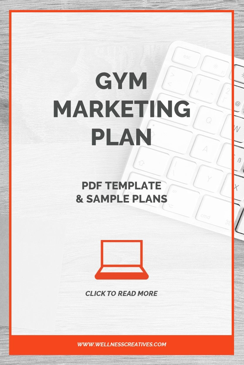 Nice Unsure How To Create A Gym Marketing Plan? Then This Article Is For You! It  Includes A Downloadable PDF Template, Sample Plans, U0026 The Exact Steps To ...