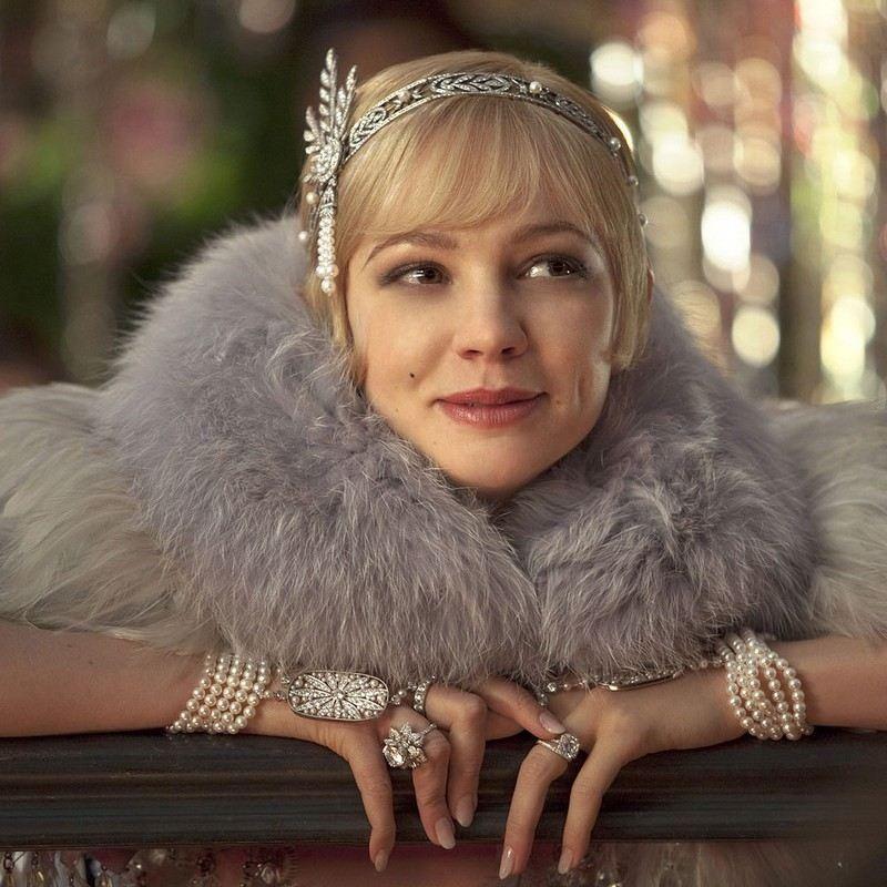 nouveaux styles 4ba61 f27fa Robe charleston années 20 et tenues inspirées par Gatsby le ...