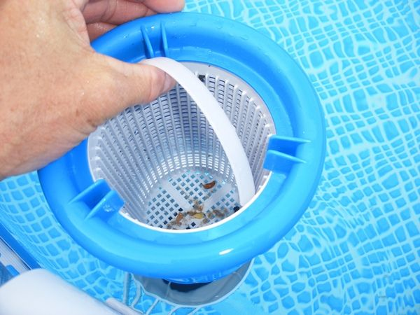 Swimming Pool Cleaning Info Tools And Equipment Homemade Swimming Pools Swimming Pool Filters Pool Filters