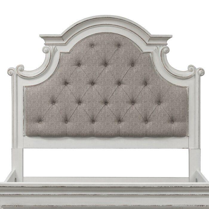 Treport Upholstered Panel Headboard Upholstered Panels
