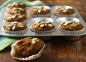 Glorious Morning Muffins #fallbreakfast