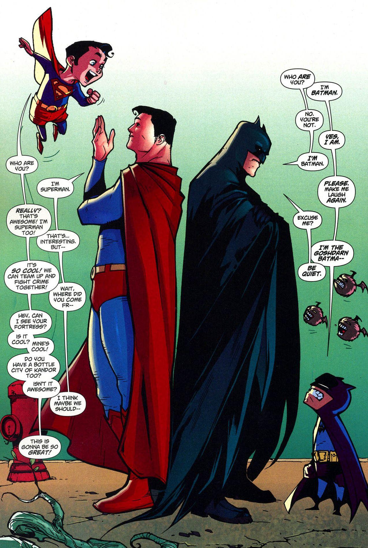 Superman/Batman 51 Batman and superman, Comic heroes