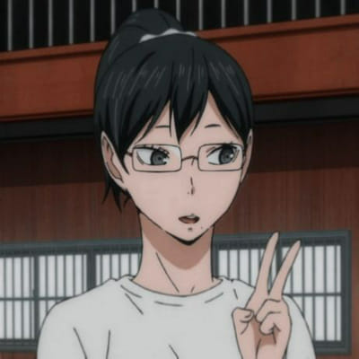 Write a letter to Kiyoko and see how she replies!