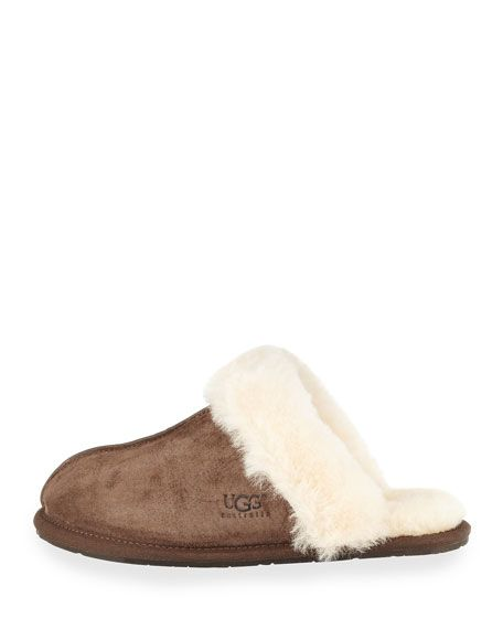 7c0ad11dd9c UGG Scuffette Shearling Slide Slipper | Designers | Ugg boots cheap ...