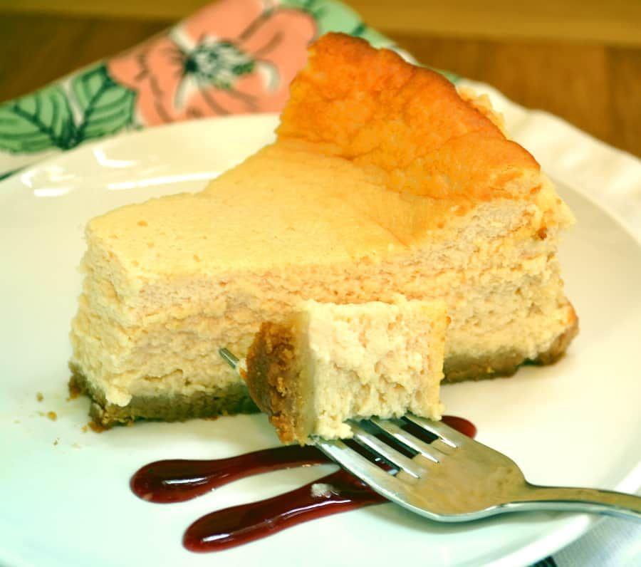 Quark German Style Cheesecake