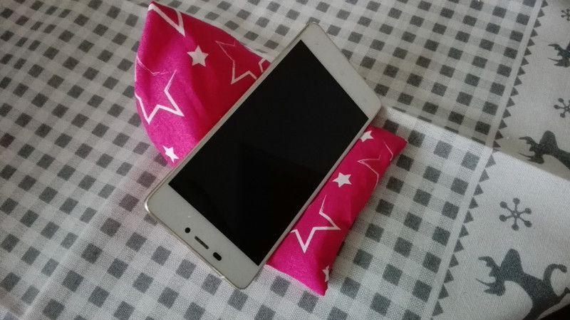 Weiteres - Handy Sitzsack Sterne - ein Designerstück von nettyshandmade bei DaWanda