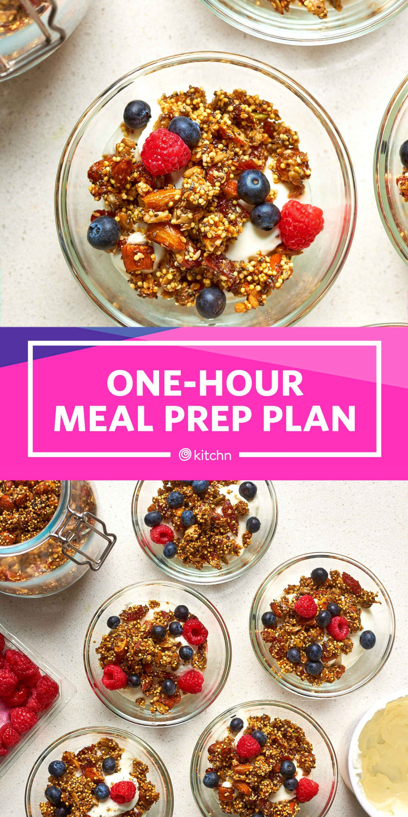 Meal Prep Plan: A Week of Easy Meals for 2 images