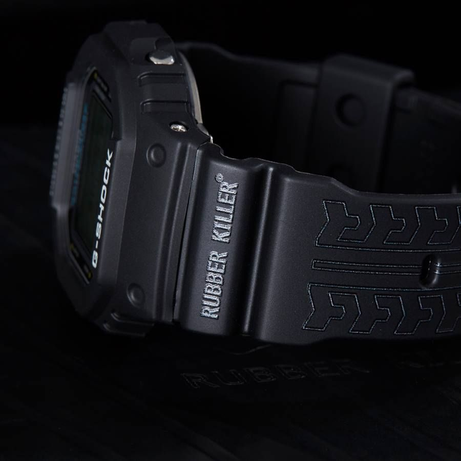 G Shock Dw 5600 X Rubberkiller Limited Edition Casio Jam Tangan Ga 110mc 1adr Original Watch A Collaboration Between And Comes With Full Package Of This Model