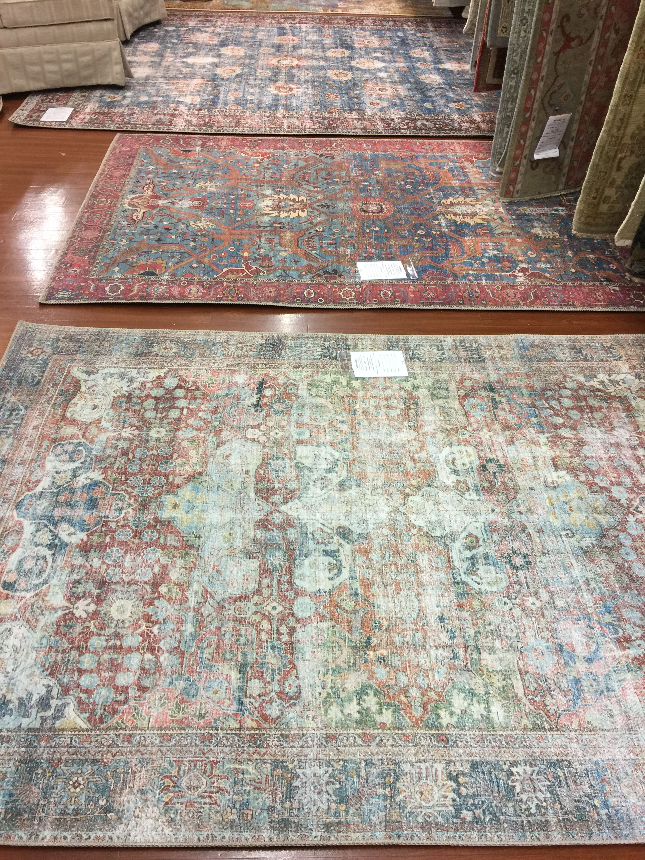 Incredibly Authentic Antique Look Area Rugs At Ridiculously Low