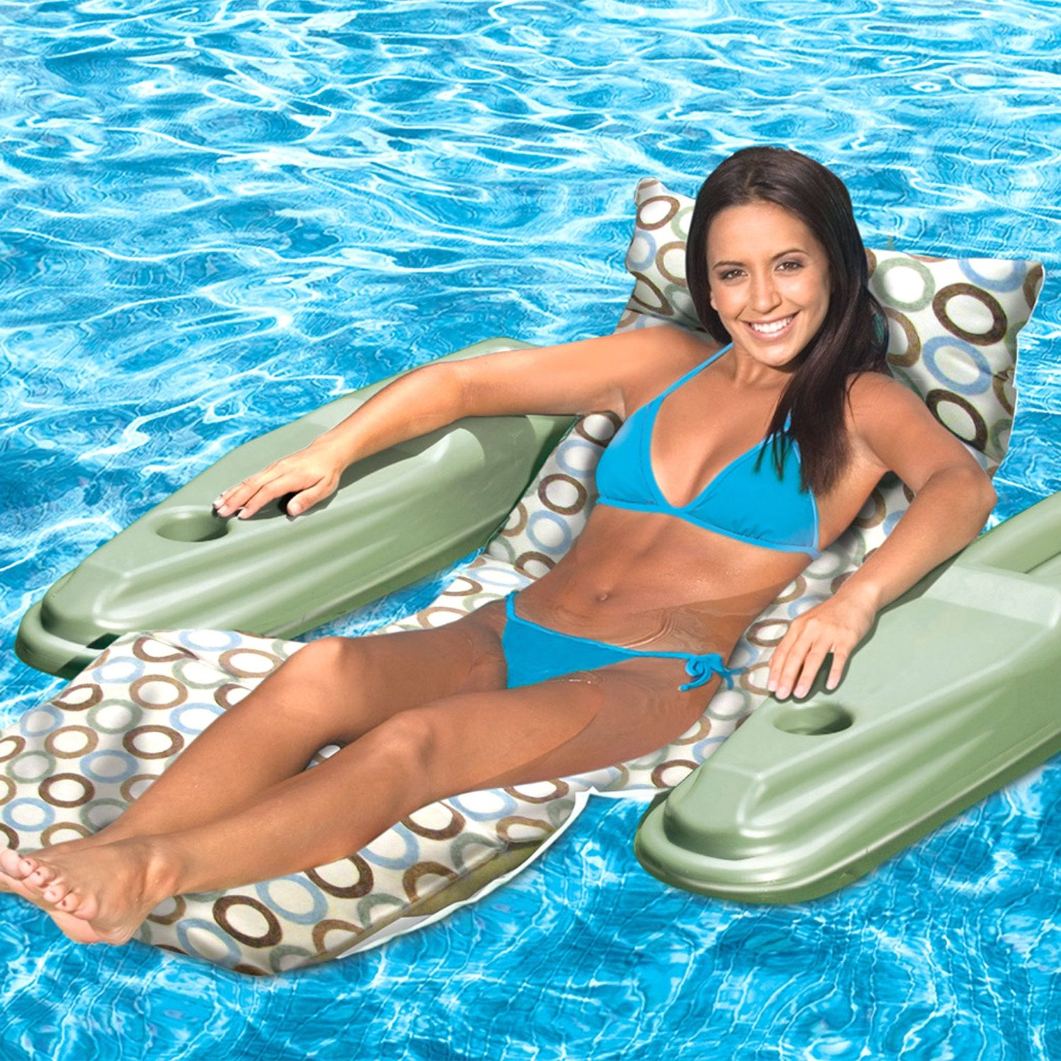 Heavy Duty Floating Lounge Chairs