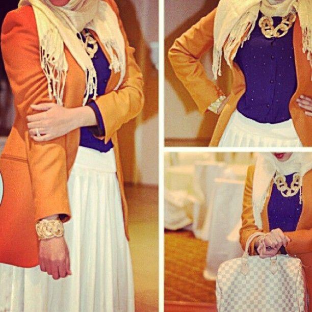 Wooow Hijab Trends Hijab Fashion Hijabista Fashion