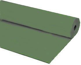 Plastic Table Cover 100 Foot Roll Olive Green