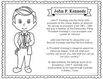 john f kennedy research paper