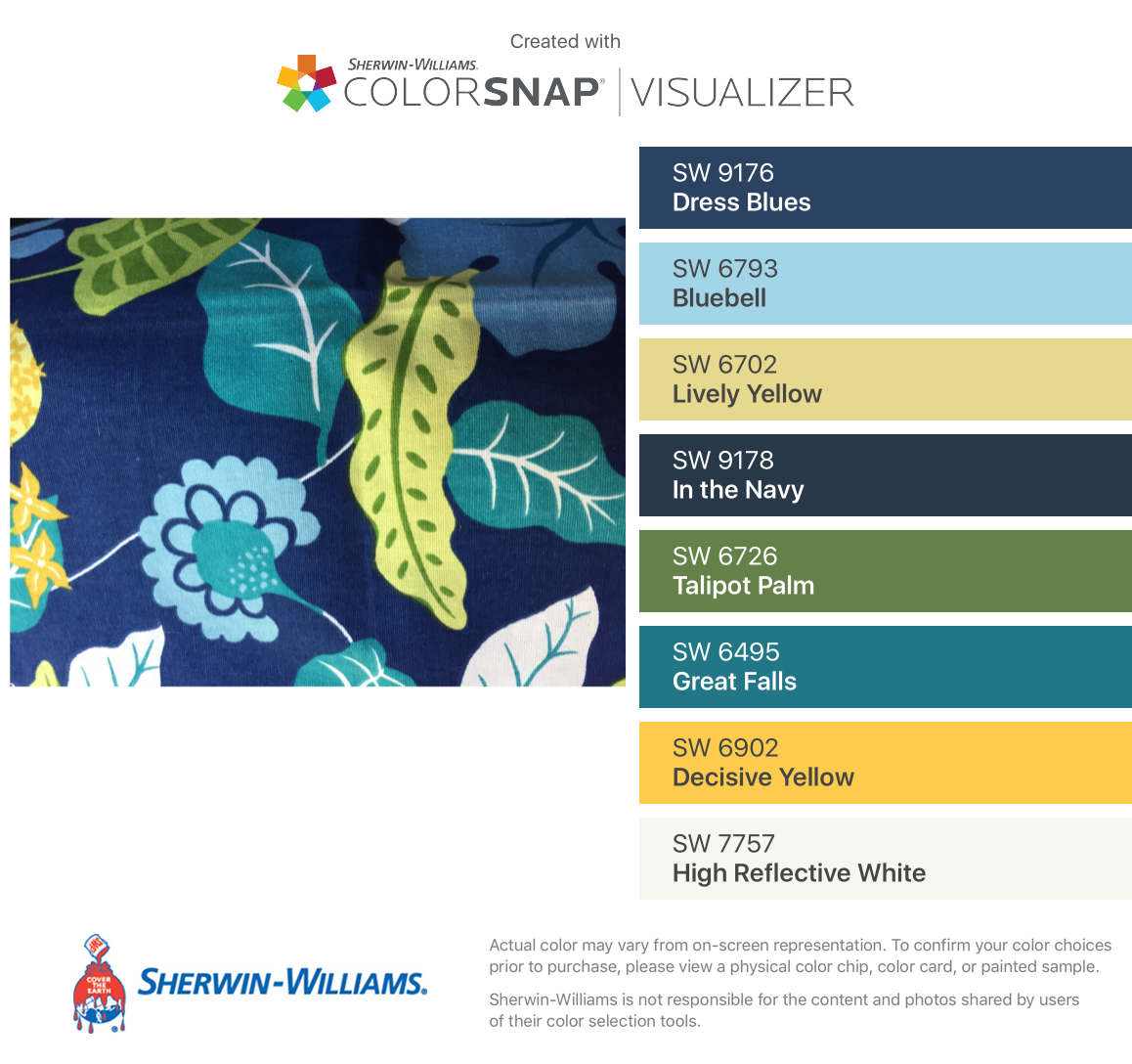 I Found These Colors With Colorsnap Visualizer For Iphone By Sherwin Williams Dress Blues Sw 9176 Bluebell Sherwin Williams Navy Interior Remodel Bedroom [ 1088 x 1158 Pixel ]