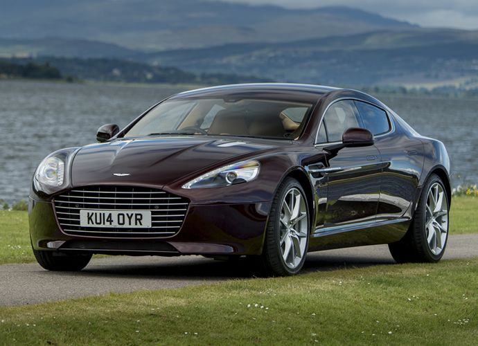 2015 Aston Martin Rapide is here and its faster
